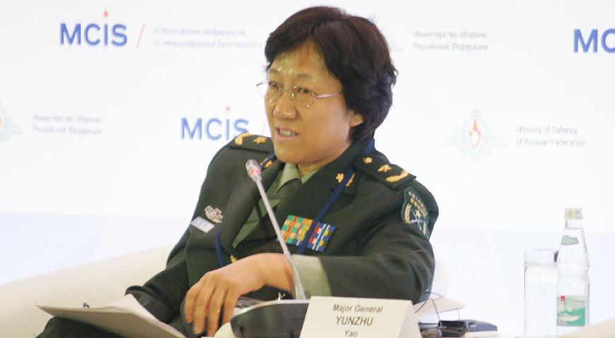 генерал-майор Яо Юньчжу