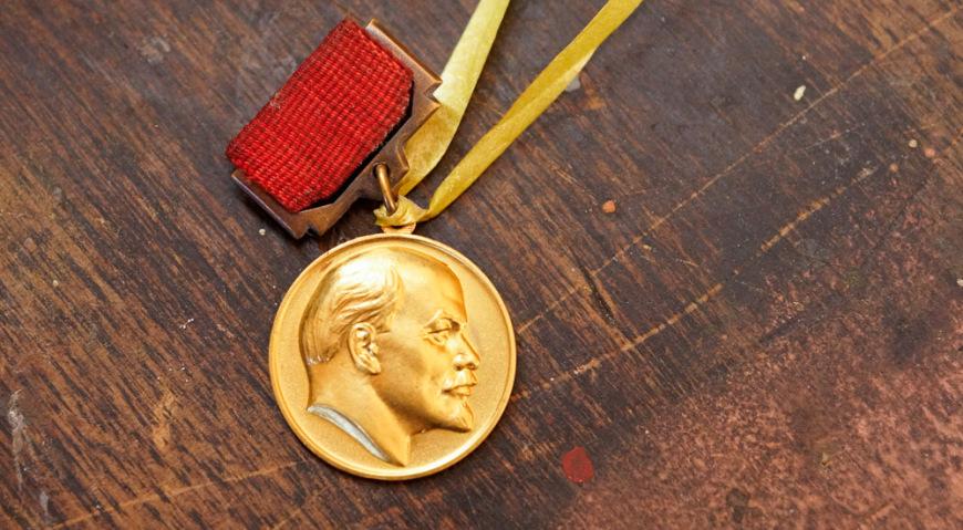 Ленинская премия Олега Скарайниса