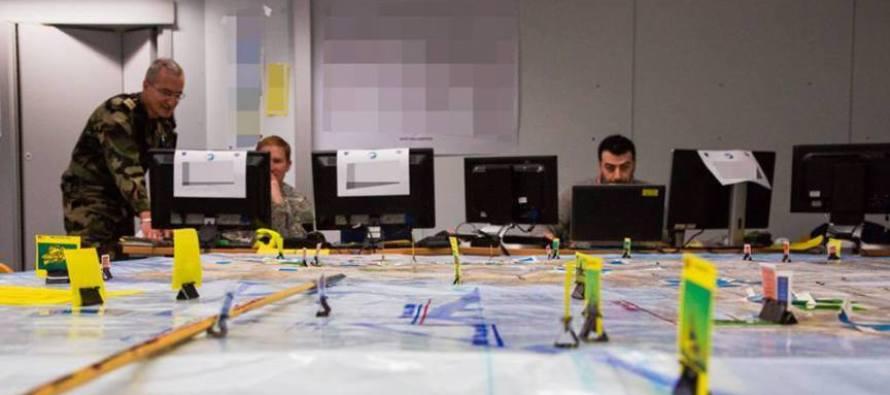 НАТО начинает упражнение TRIDENT JAGUAR 15