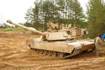 Танк Abrams M1A2
