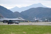 Учения ВВС Северных стран