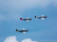 Самолёты Второй мировой над Вашингтоном
