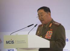 Министр обороны Хен Ен Чхоль