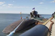 Германская подводная лодка прибыла в Эстонию