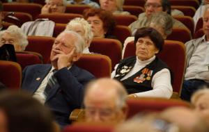 8-ая конференция российских соотечественников Латвии