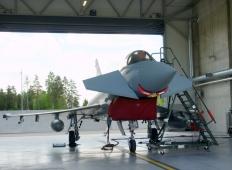 Учения BRTE-21 на авиационной базе Эмари. Самолёты