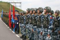 Завершилось белорусско-китайское военное учение
