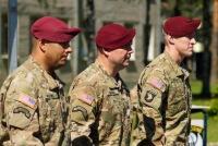 У американских десантников в Адажи сменился комбат