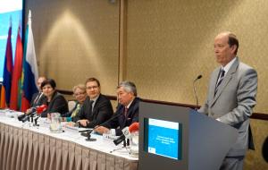 Презентация Евразийского экономического союза в Риге