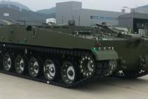 Первое шасси для польской 155-мм гаубицы