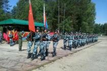 Двустороннее сотрудничество армий Беларуси и Китая