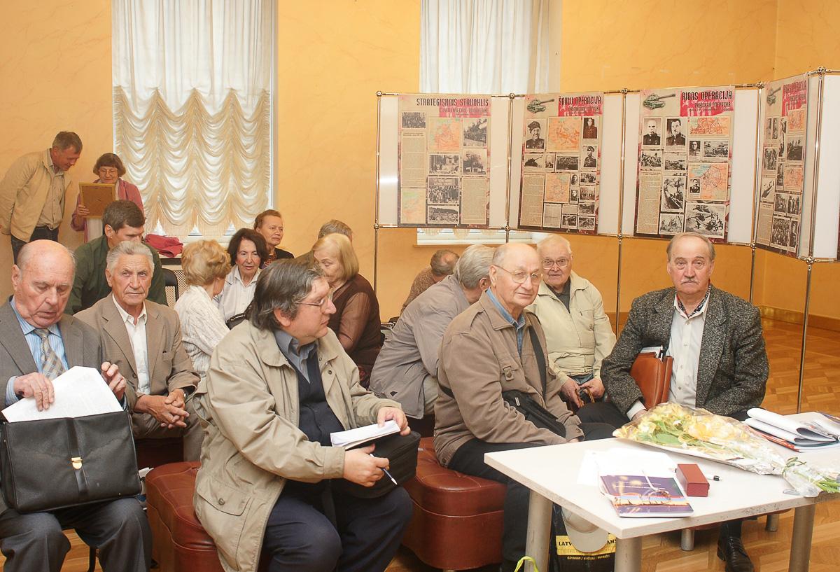 Конференция соотечественников. Круглый стол историков