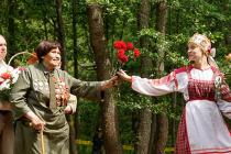 Курган Дружбы на границе Латвии, Белоруси и России