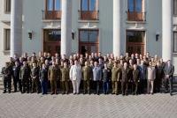 Открытие нового курса в Колледже обороны
