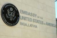 Новый посол США в Латвии Нэнси Бикофф-Петтит