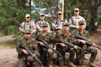 Тактическое учение 27-го батальона «Wenden 2015»