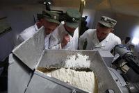 Полевой хлебозавод на Тоцком полигоне