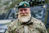 Военнослужащие Дании и Германии прибудут в Адажи