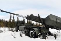 Шведы получили в войска первую серийную САУ «Арчер»