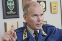 Визит командующего силами обороны Финляндии в США