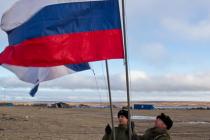 Арктическая бригада провела первые учения