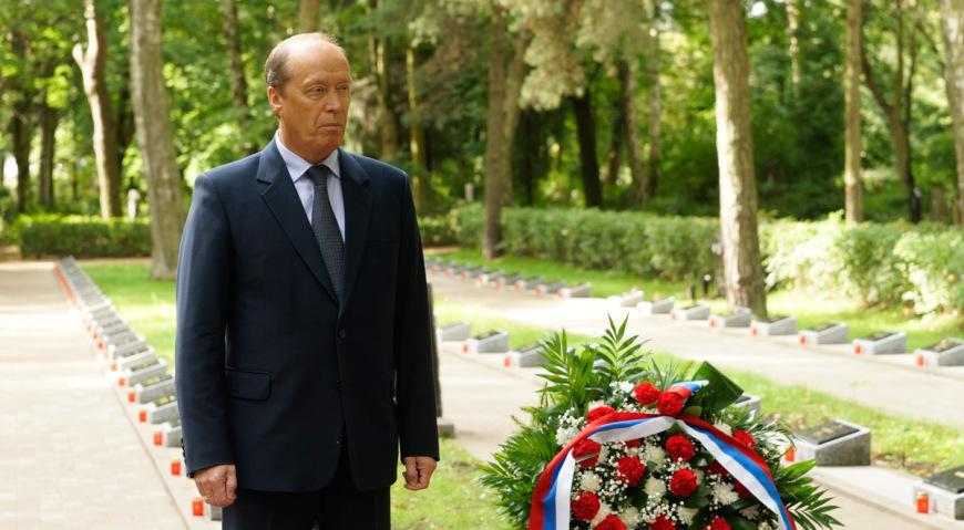 Посол России в Латвии Александр Альбертович Вешняков