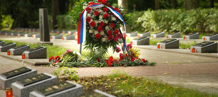 Мемориал на Гарнизонном кладбище