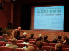 Конференция: САЛАСПИЛССКИЙ ЛАГЕРЬ, ИСТОРИЯ И ПАМЯТЬ