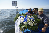 Канонерская лодка Сивуч — 100 лет