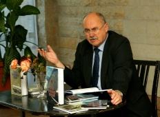 Встреча с читателями в «Янтарном береге»