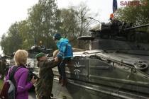 Прибытие германских войск в Латвию