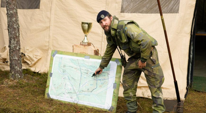 Шведский лагерь