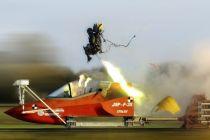 Повышение безопасности катапультирования с F-35