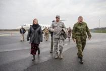 Визит генерала Бридлова в страны Балтии