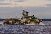 Два новых «Раптора» передадут ВМФ до конца ноября
