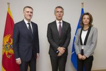 Консультации о вступлении Черногории в НАТО