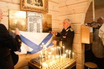 Память моряков-подводников почтили в Палдиски