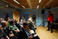 Конференция в мэрии города Палдиски