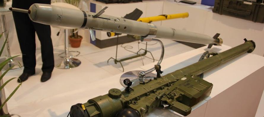 На вооружение мотострелков поступили ПЗРК «Верба»