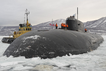 Экипаж «Томска» — лучший в Российском ВМФ