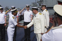 Взаимодействие ВМФ России и Индии