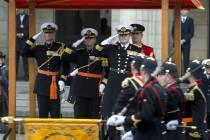 Морской пехоте Нидерландов 350 лет