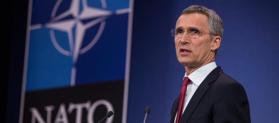Заявление Генсека НАТО по нарушению границы Турции