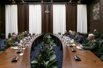 Шойгу встретился с министром обороны Сирии