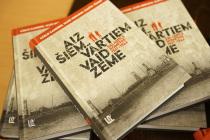 Презентация книги о Саласпилском лагере