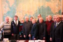 Посол России посетил Клуб Ветеранов Флота