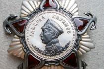 Крейсер «Варяг» награжден орденом Нахимова