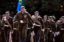 Канадцы посетят 108-й десантно-штурмовой полк