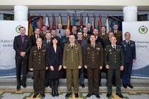 Открытие Курса высшего командования 2016