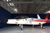 Японцы упорно строят истребитель Х-2
